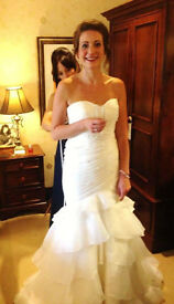 Mori Lee wedding dress size 10
