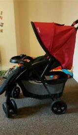 Pram excellent condition (o baby)