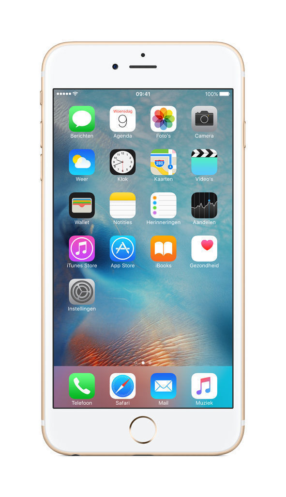 Apple iPhone 6s Plus - 32GB - Gold (Unlocked) A1687 (CDMA + GSM)