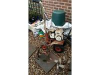 Briggs and stratton petrol rotavator (spares or repairs)