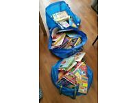 3 bags children's books