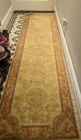 Vintage Hallway Runner Rug