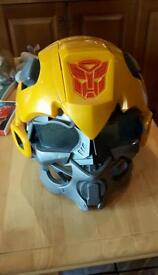 Transformers bumblebee mask
