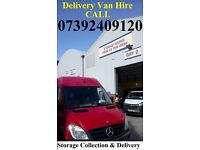Cheap Self Storage Collection Delivery Van Hire Man & Van Hire House Removal House Clearance Shiftin