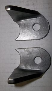 "H/D MOUNTING TAB WITH BACK BRACE, 1/4""THICK STAMPED STEEL $5.00 Belleville Belleville Area image 6"