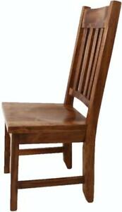 Mennonites handcrafted solid wood dining chairs - FREE SHIPPING to GTA