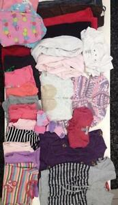 Girls Size 1 Autumn/Winter bundle North Lakes Pine Rivers Area Preview