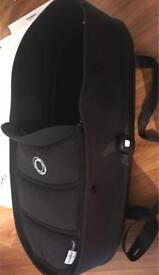 Bugaboo bee3 Carry cot, car seat adapters for Maxi-Cosi Cybex Aton & bag
