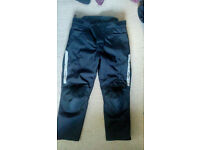 Hein Gericke Motorcycle Trousers Size: Large New without tags!
