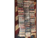 Huge DVD Bundle Over 200