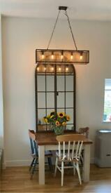 Next lighting/dining room/kitchen