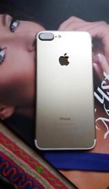 Apple iPhone 7 Plus Gold 128gb