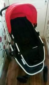 Mothercare pram/car seat