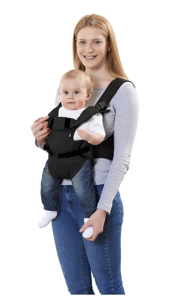 Mothercare Three Position Baby Carrier - Black | in