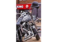 Fxstc 1584cc Harley Davidson