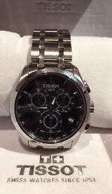 Tissot Couturier watch