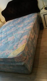 double bed mattress for sale-very clean(was always covered by a thick top quality mattress protector
