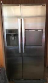 Fridge Freezer - CDA American Style (PC70SC)