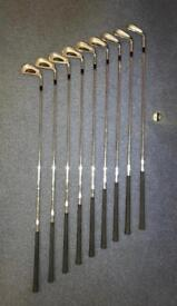Vantage Golf Clubs - Full set of Irons