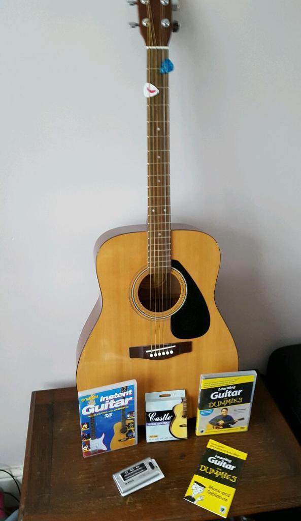 Yamaha f310 guitar new 60 ono accessories in stoke for Yamaha fs 310 guitar