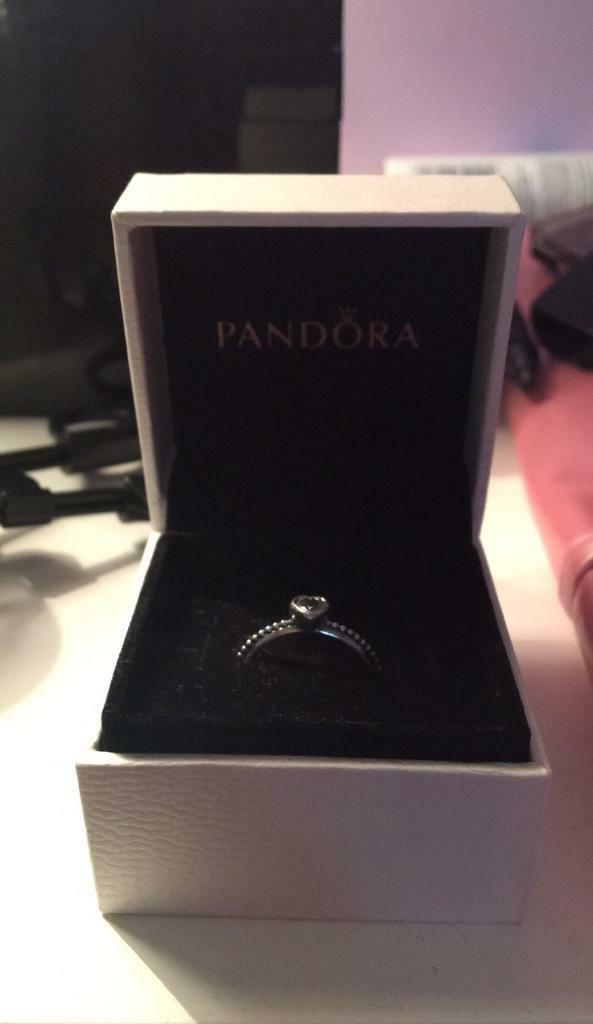 Pandora ringin Hartlepool, County DurhamGumtree - Pandora ring never worn still in box, as new , unwanted gift, excellent condition