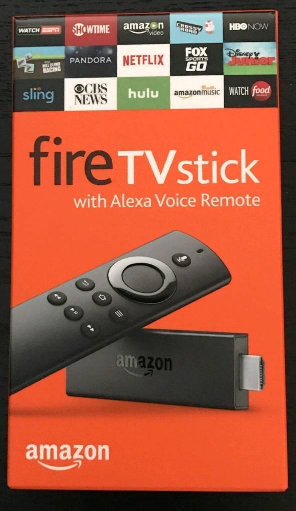 Amazon Fire Tv Stick kk 17.5 (2nd Gen)