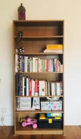 Tall bookcase for sale!