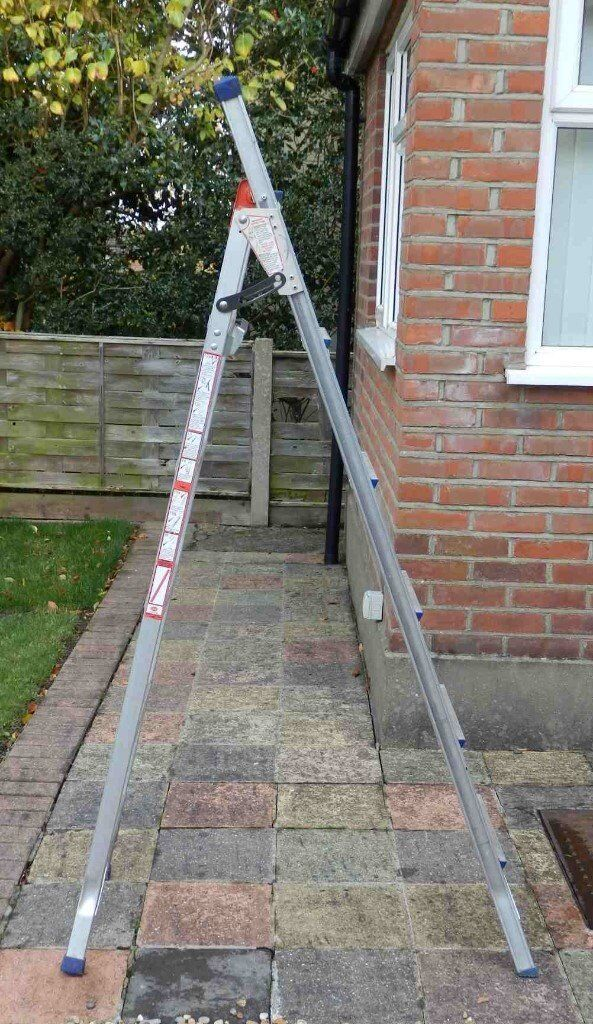 Abru 3 Way Combination Ladders in very good condition.