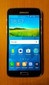 Samsung Galaxy S5 - 16GB - Blue - Excellent Condition