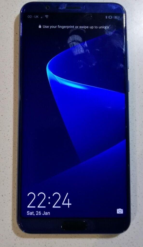 Honor View 10 128GB android pie unlocked | in Milton Keynes,  Buckinghamshire | Gumtree