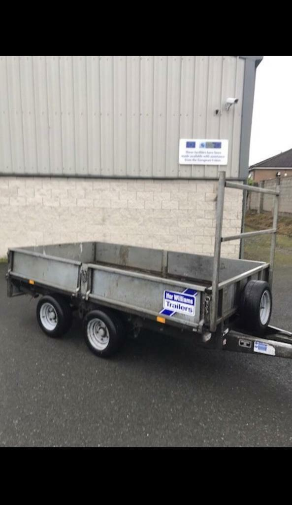 2012 ifor Williams 10x5 trailer