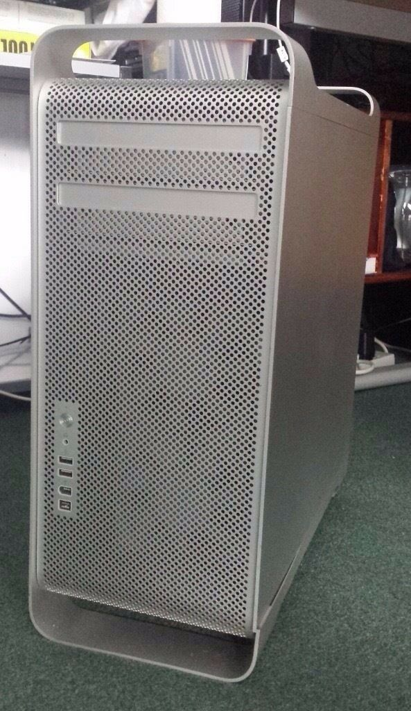 Heavily Upgraded 2nd Gen Mac Pro - For Sale/Swap