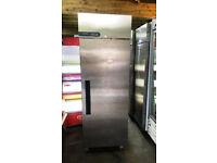 Foster Xtra XR600H 600 Ltr Stainless Steel Commercial Single Door Fridge- LIKE NEW- LATEST MODEL