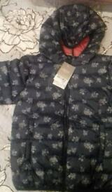Girls lightweight jacket from Next 7 years brand new with tags £10