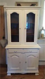 White dresser (free local delivery)