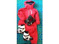 Ski Outfit (Boots and Gloves included)