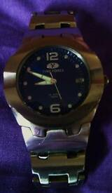 Time Force analogue mens watch