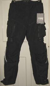 Raptor Evo waterproof motorcycle trousers - New