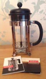 Bodum Cafetiere French Press Coffee Maker *Used Once*