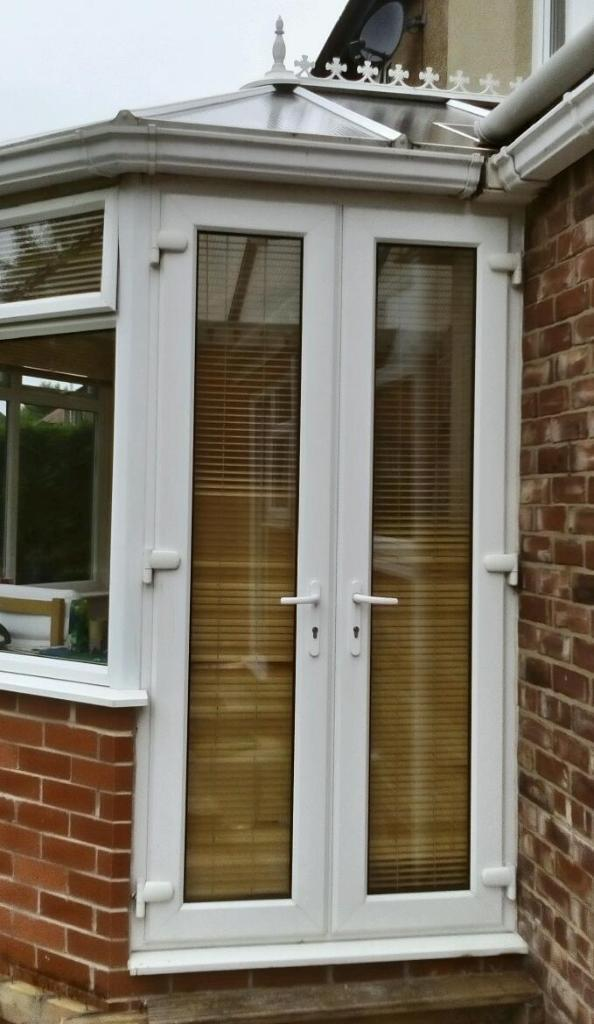 Upvc Patio French Doors In Gateshead Tyne And Wear Gumtree