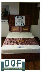 DQF NEW SINGLE Beds FROM ONLY £149