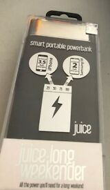 Juice long weekender power bank