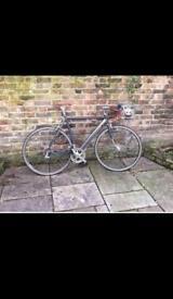 City commuter bike