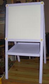 Chalkboard/Whiteboard Easel