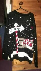 Christmas jumpet
