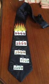 Quirky Millennium Celebration Necktie