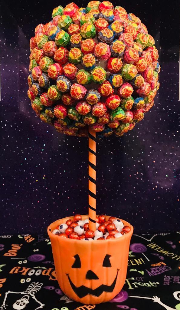 Large Chupa Chub Lolly Tree (300) 🎃
