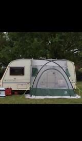 Avondale 2 berth caravan
