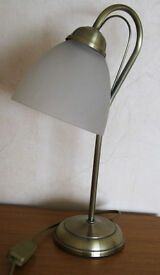 Table/desk Lamp and some lampshades. £1.50 - £7 each