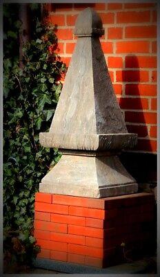 ⚠ Fiale Klassizismus Turmspitze Bauwerks Krone Skulptur Park ⚠
